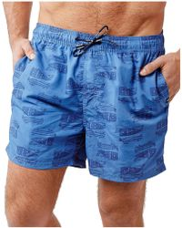 Coast - Quick Boat Fast Dry Boardshort - Lyst