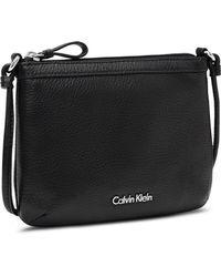 Calvin Klein - Pebble Crossbody - Lyst