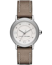 Marc By Marc Jacobs - Riley Brown Watch - Lyst