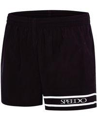 Speedo - Mns 90's Letterman Swim Short - Lyst
