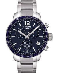 Tissot - Quickster Watch - Lyst