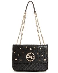 Guess - Gioia Convertible Crossbody - Lyst