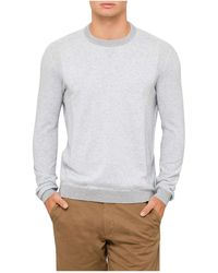 Ted Baker - Crew Neck Knit - Lyst