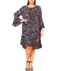 Wite - Stardust Ruffle Dress - Lyst
