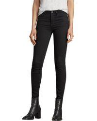 AllSaints - Grace Jeans - Lyst