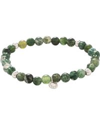 Tateossian   Karma Cross Beads W/o Cross Bracelet   Lyst