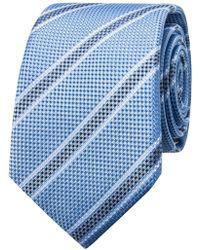 Geoffrey Beene - Striped Tie - Lyst