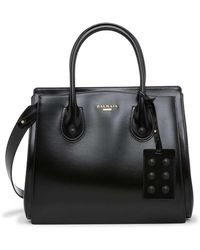 Balmain - 3d Top Handle Bag - Lyst