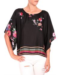 Johnny Was - Winter Boxy Blouse - Lyst