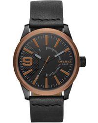 DIESEL - Rasp Black Watch - Lyst