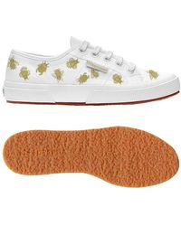 Superga - 2750 - Insectembroiderycotw Trainer - Lyst