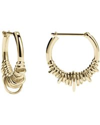 Meadowlark - Revival Hoop Earrings - Lyst