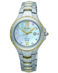 Seiko - Ladies Coutura Sports Watch - Lyst