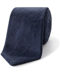 Ted Baker - Wood Grain Texture 7cm Tie - Lyst