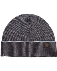 Ted Baker - Knitted Beanie - Lyst