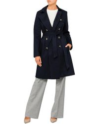 David Jones - Trench Coat - Lyst