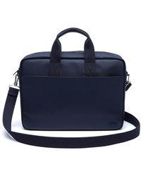 Lacoste - Mens Classic Laptop Bag - Lyst