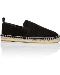 Vince - Robin Suede Espadrille - Lyst