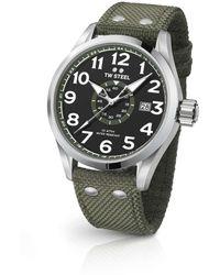 TW Steel - Volante, 48mm, 3 Hands, Steel, Army Green - Lyst