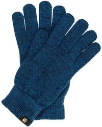 Paul Smith - Merino Plain Gloves - Lyst