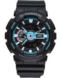 G-Shock - Ga110 Duo Series Watch - Lyst