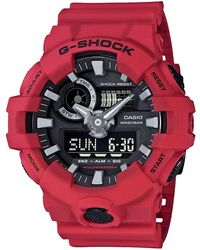 G-Shock - Ga700-4a Watch - Lyst