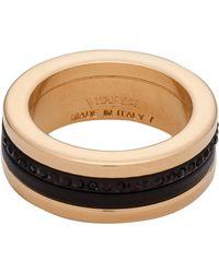 Vita Fede - Audra Two-tone Crystal Ring - Lyst