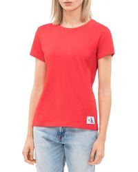 Calvin Klein Core Slim T-shirt