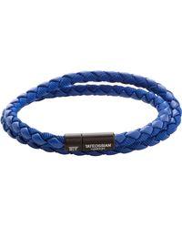 Tateossian   Double Wrap Chelsea Bracelet   Lyst