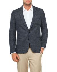 Paul Smith - Textured Boucle Jacket - Lyst