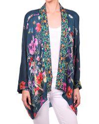 Johnny Was - Summer Paisley Kimono - Lyst