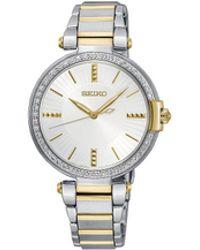 Seiko - Crystal Set Dress Watch - Lyst