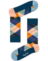 Happy Socks - Argyle Sock - Lyst