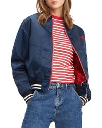 39f79e17 Tommy Hilfiger Tommy Jean 90s Capsule 5.0 Denim Jacket With Back ...