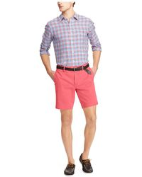 Polo Ralph Lauren - Mens Stretch Straight Fit Short - Lyst