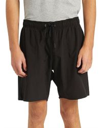 Saturdays NYC - Ritchie Stretch Short - Lyst