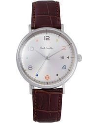 Paul Smith - Gauge Colour 3 Hand - Lyst