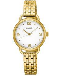 Seiko - Quartz Dress Watch - Lyst