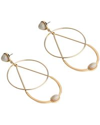 Samantha Wills - Eclipse Double Hoops - Lyst