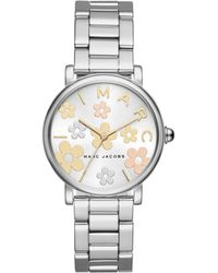 Marc By Marc Jacobs - Classic Silver Watch - Lyst