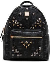 MCM - Stark Backpack Sml Bk, 001 - Lyst