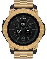 Nixon - Mission Ss Watch - Lyst