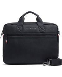 Tommy Hilfiger - Essential Computer Bag Briefcase - Lyst