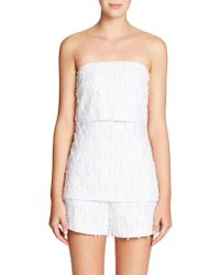 Manning Cartell - Loose Ends Bustier - Lyst