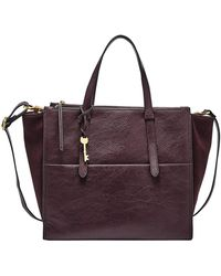 Fossil - Campbell Tote - Lyst