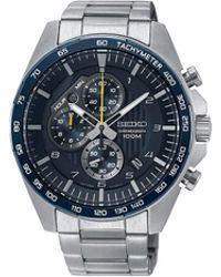 Seiko - Sports Chronograph Watch - Lyst