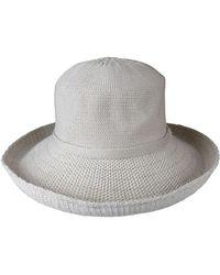 Morgan Taylor - Poly Knit Thermal Noosa Hat - Lyst