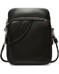 Bally - Snazz Reporter Crossbody Bag - Lyst