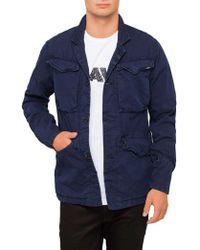 G-Star RAW - Vodan Worker L/s Overshirt - Lyst