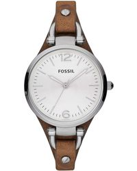 Fossil - Georgia Watch - Lyst